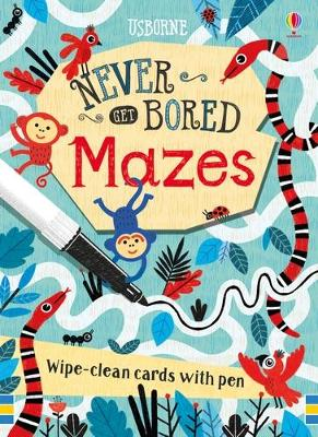 Mazes by Lucy Bowman