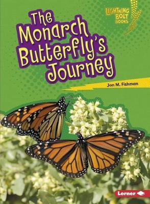 Monarch Butterfly's Journey book