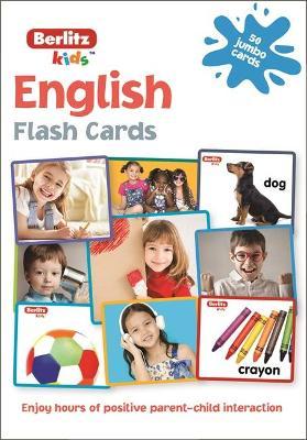 Berlitz Flash Cards English book
