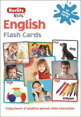 Berlitz Flash Cards English by Berlitz