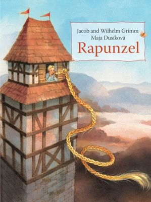 Rapunzel by Jacob and Wilhelm Grimm
