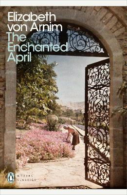 Enchanted April book