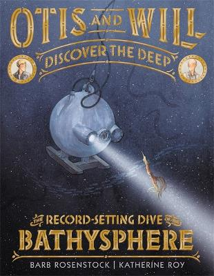 Otis and Will Discover the Deep book