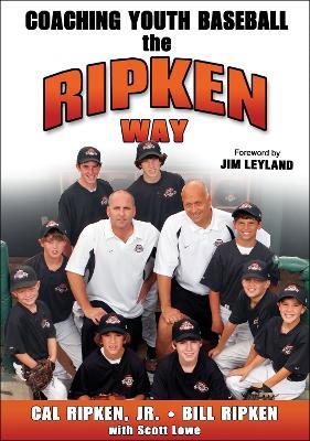 Coaching Youth Baseball the Ripken Way book