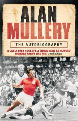 Alan Mullery Autobiography book