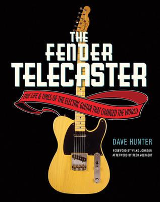 Fender Telecaster by Dave Hunter