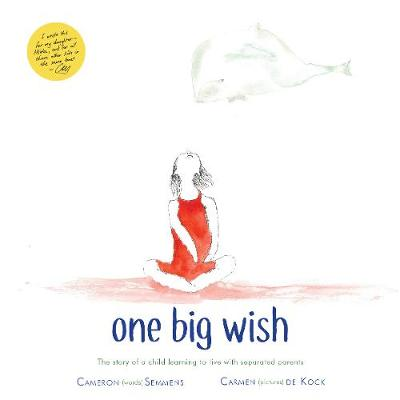 One Big Wish: the story of a child learning to live with seperated parents by Cameron Semmens