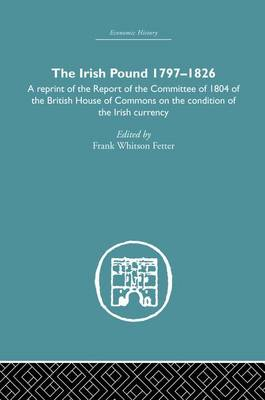 Irish Pound, 1797-1826 book
