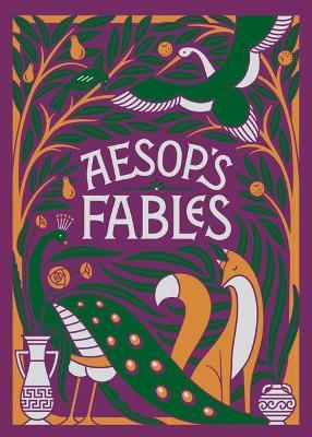 Aesop's Fables (Barnes & Noble Children's Leatherbound Classics) by Arthur Aesop