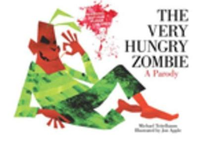 Very Hungry Zombie book