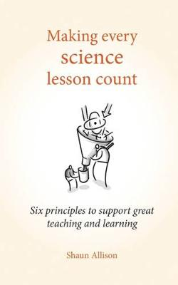 Making Every Science Lesson Count book