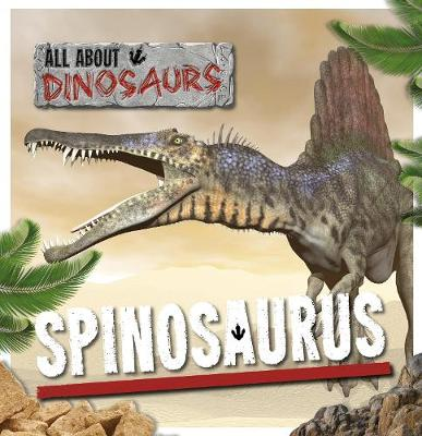 Spinosaurus by Mike Clark