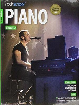 Rockschool Piano Grade 2 by