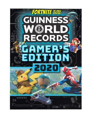 Guinness World Records Gamer's Edition: 2020 by Guinness World Records