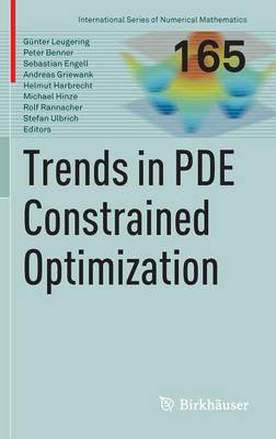 Trends in PDE Constrained Optimization by Sebastian Engell