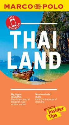 Thailand Marco Polo Pocket Travel Guide - with pull out map by Marco Polo