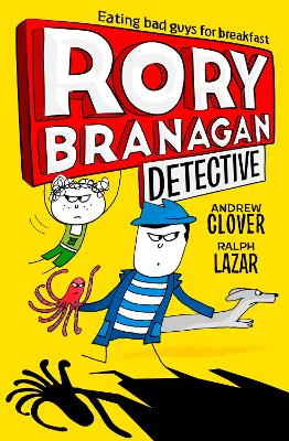 Rory Branagan (Detective) 1 by Andrew Clover