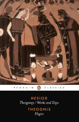 Hesiod and Theognis book