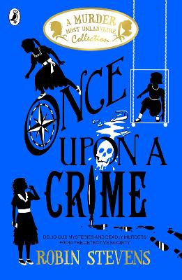 Once Upon a Crime book