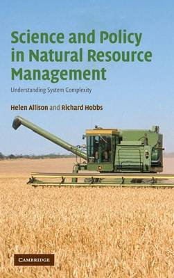 Science and Policy in Natural Resource Management by Helen E. Allison