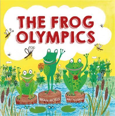Frog Olympics book