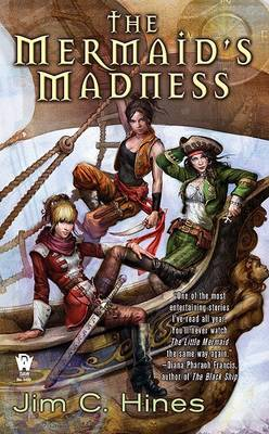 Mermaid's Madness by Jim C Hines