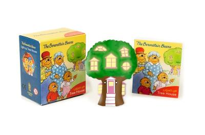 Berenstain Bears Light-Up Tree House by Running Press
