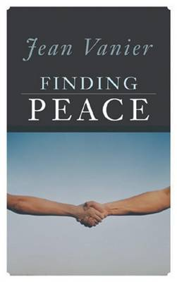 Finding Peace book