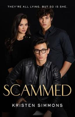 Scammed by Kristen Simmons