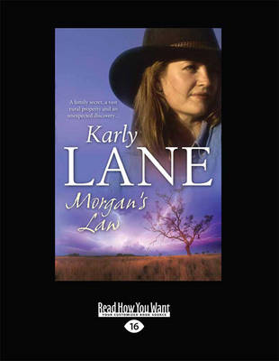 Morgan'S Law by Karly Lane