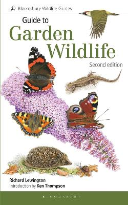 Guide to Garden Wildlife (2nd edition) book