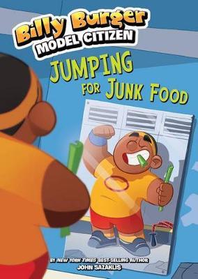 Jumping for Junk Food by John Sazaklis