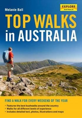 Top Walks in Australia book