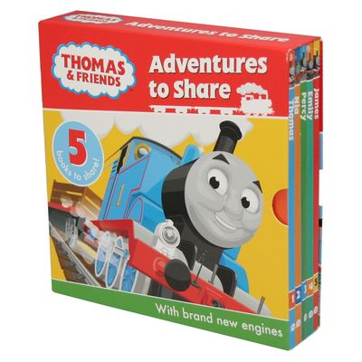 Thomas and Friends Adventures to Share by null
