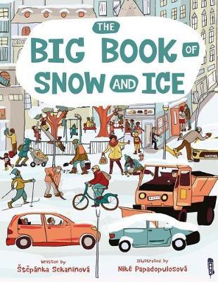 The Big Book Of Snow and Ice by Stepanka Sekaninova