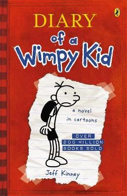 Diary of a Wimpy Kid (BK1) book