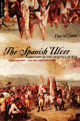 Spanish Ulcer by David Gates