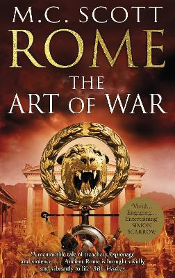 Rome: The Art of War book