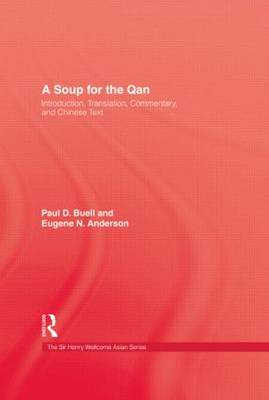 Soup for the Qan by Paul D. Buell