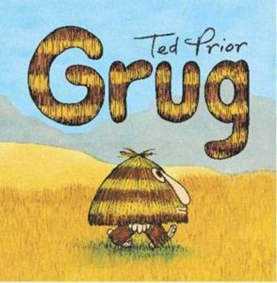 Grug Board Book book