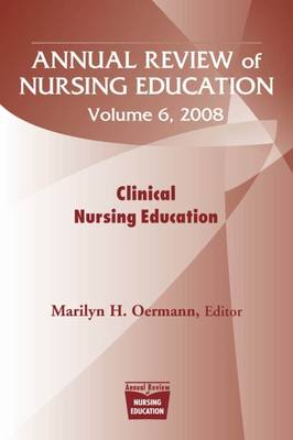 Annual Review of Nursing Education by Marilyn H. Oermann