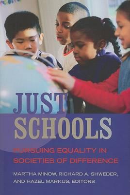 Just Schools by Martha Minow