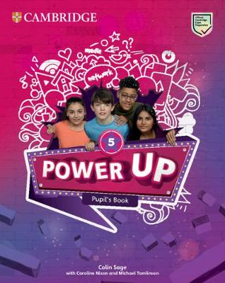 Power Up Level 5 Pupil's Book book
