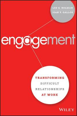 Engagement by Lee G. Bolman