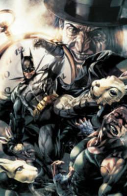Batman: Arkham Unhinged Volume 2 by Derek Fridolfs
