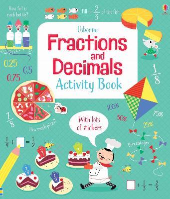 Fractions and Decimals Activity Book book