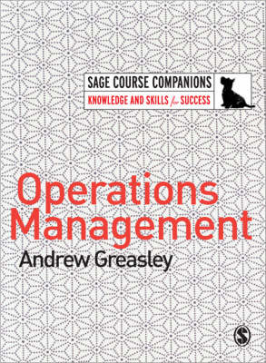 Operations Management by Andrew Greasley