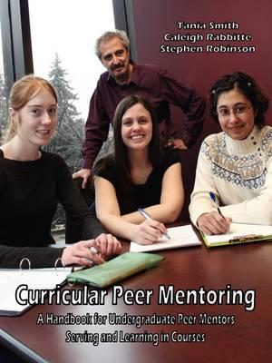 Curricular Peer Mentoring book