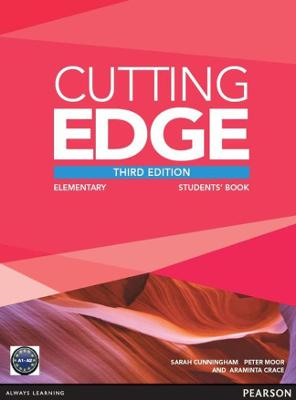 Cutting Edge 3rd Edition Elementary Students' Book and DVD Pack book