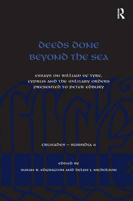 Deeds Done Beyond the Sea book